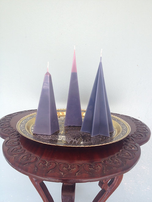 Sacred Geometry Candles