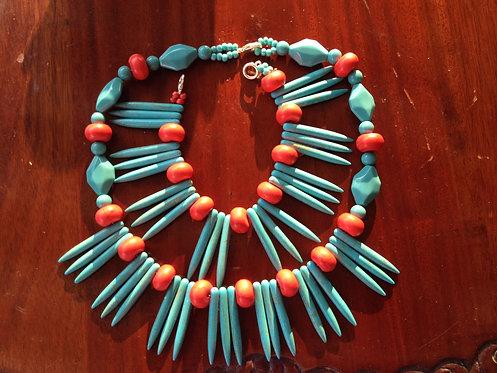 Tribal Necklace & bracelet