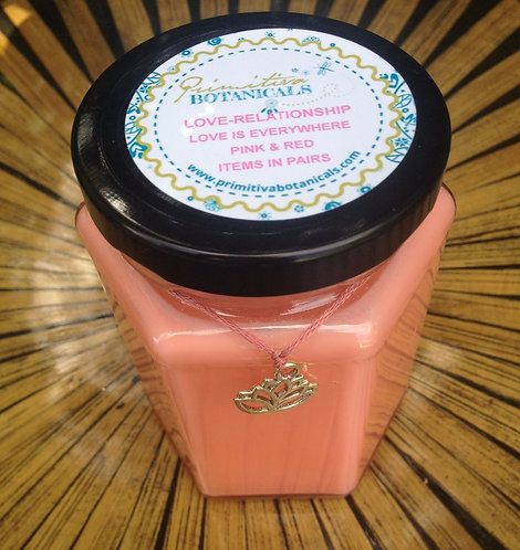 Feng Shui Candle - Love/Relationship