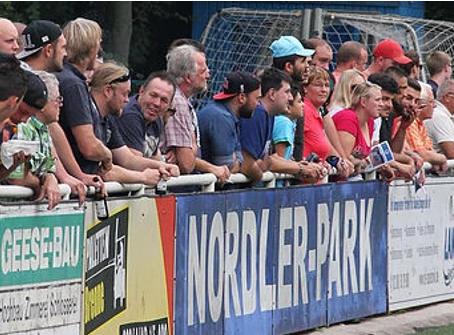 Zuschauerinformationen für das Auswärtsspiel gegen 1. FC Bocholt