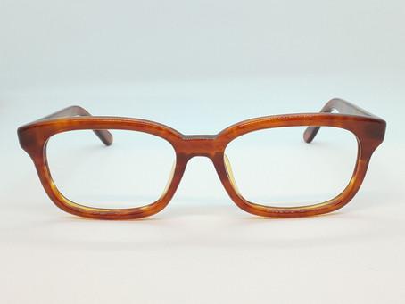 本べっ甲眼鏡