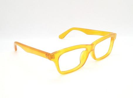 今日の眼鏡