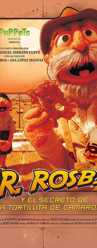 Mr. Rosbif y el secreto de la tortilla de camarones