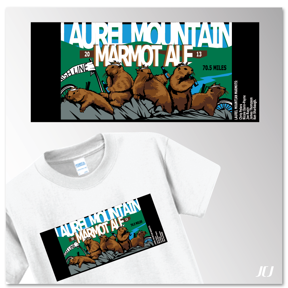 Laurel Mountain Marmot Ale