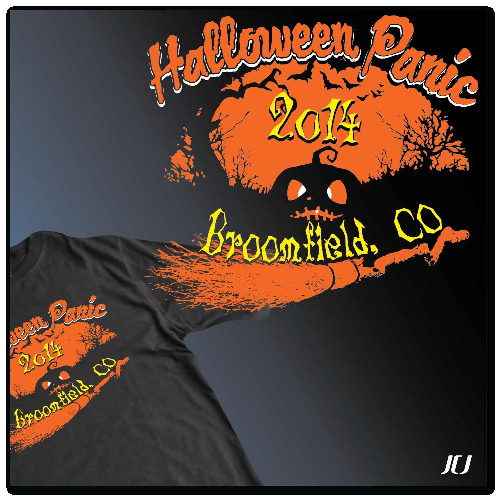 Panic Halloween 2014