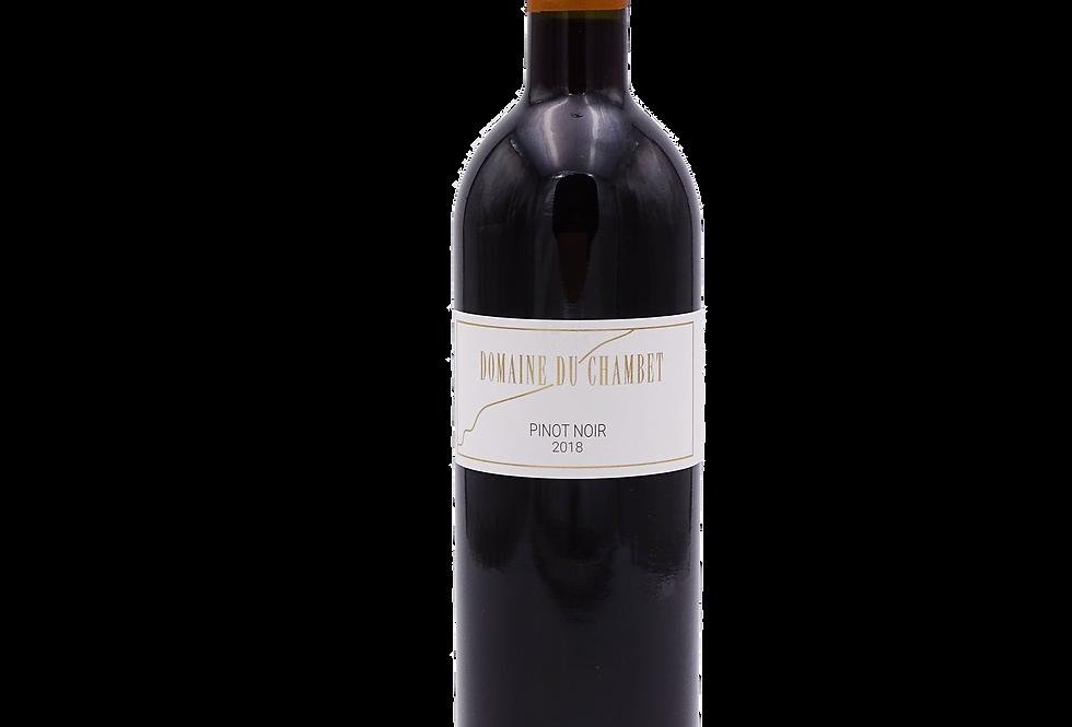 Pinot Noir élevé en fût 2018