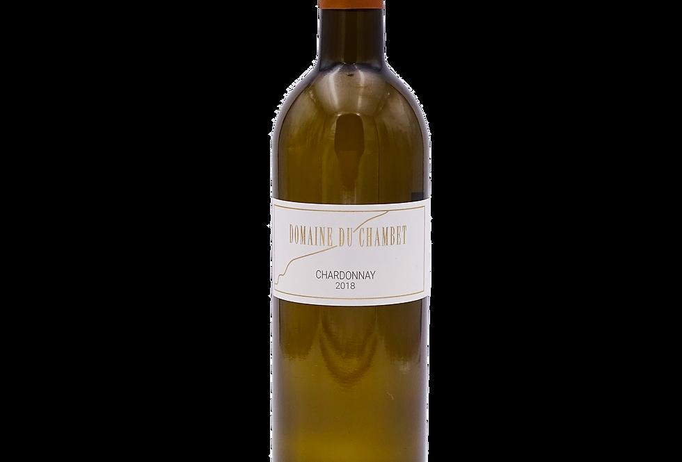 Chardonnay élevé en fût 2018