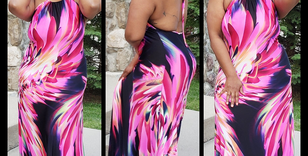 JUJU maxie dress