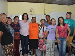 Quebradeiras de Coco em busca da Gestão por Resultados no Projeto Pindova