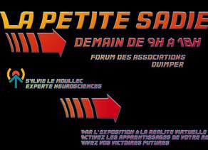 Retrouvez-nous samedi 8 septembre Stade de Penvillers Quimper