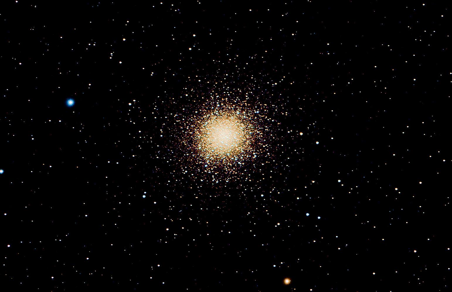 M 13 Great Globular Cluster in Hercules