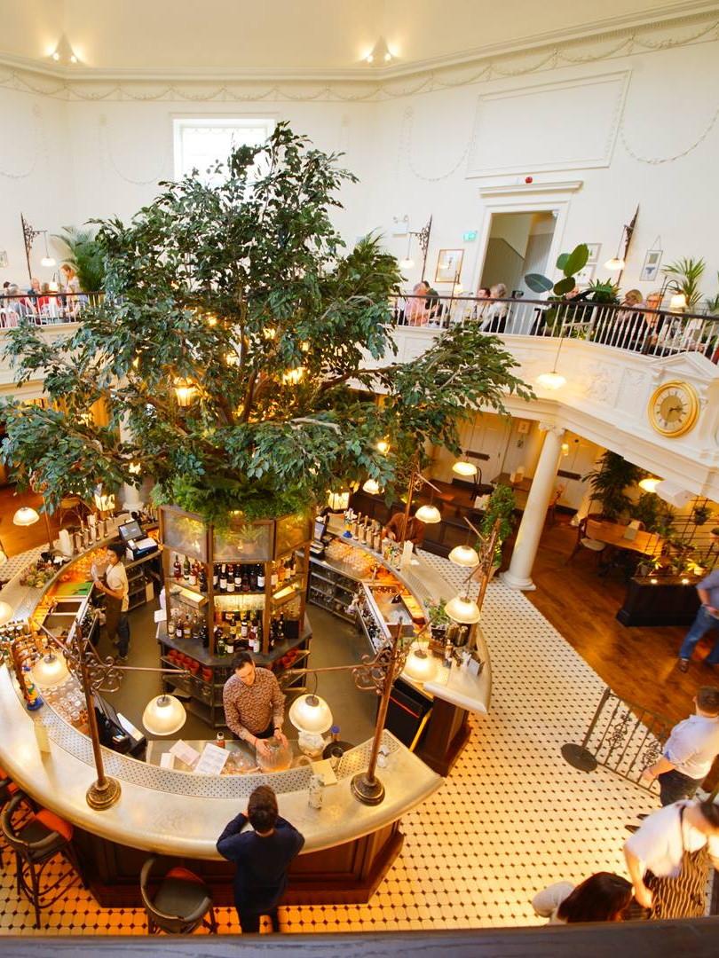 The Botanist Bath Venue (Photo Credit Pa