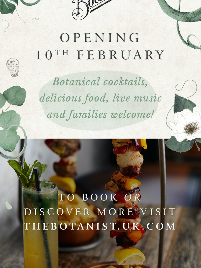 The Botanist Cardiff Opening Advert.jpg