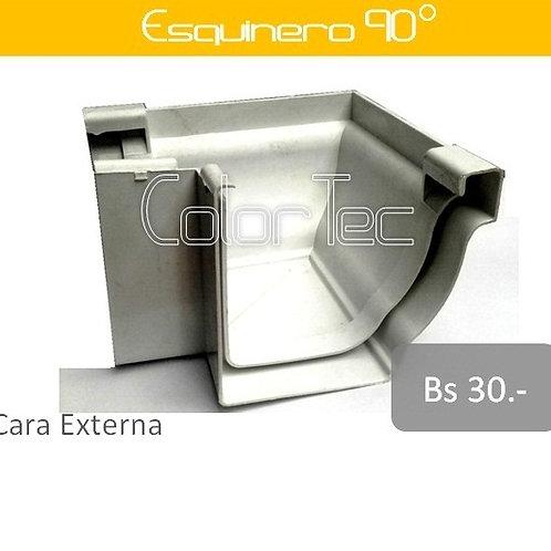 Esquinero 90° (Cara Externa)