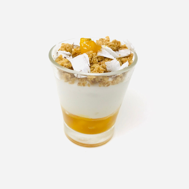 Verrine Coco Mangue Passion