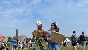 Leenstelsel Protests, interviews: Hadiatou & Maria