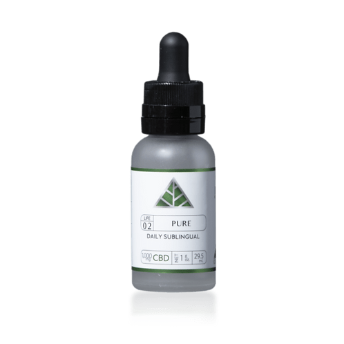 PURE - Daily Color Up Oil 500 MG