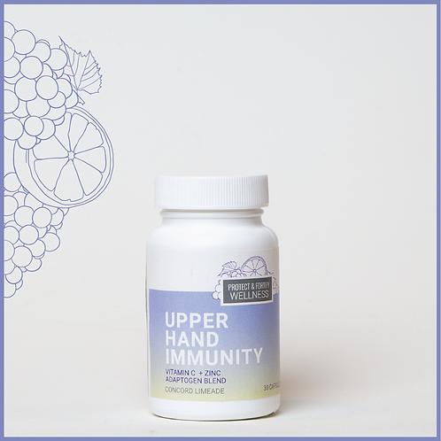 Upper Hand Immunity