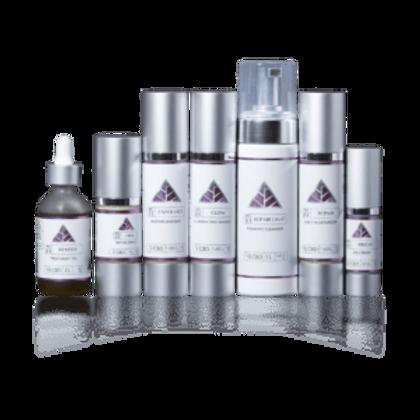 Light Skincare Package Starter Kit