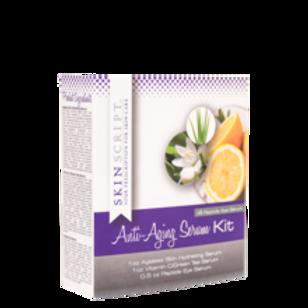 Anti-Aging Serum Kit with Peptide Eye Serum