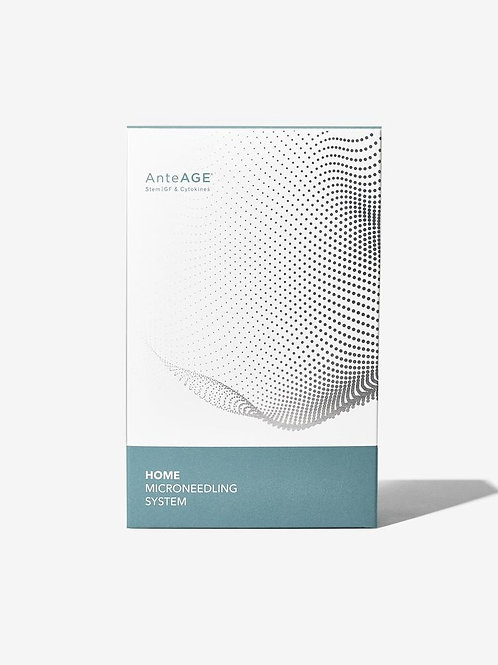 AnteAGE Home Microneedling Solution Kit