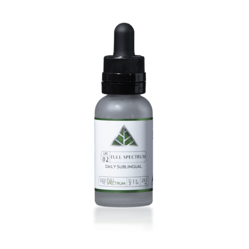 Full Spectrum Tincture 500 MG