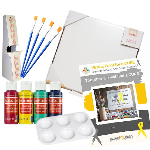 Virtual Paint for a CURE Paint Kit (Individual)
