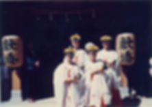 春の尾呂志神社例大祭