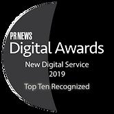 PRNews - Digital Awards - 2019 Digital S