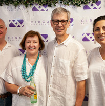 Mary Wassef and Mark Williams with Friends.jpg
