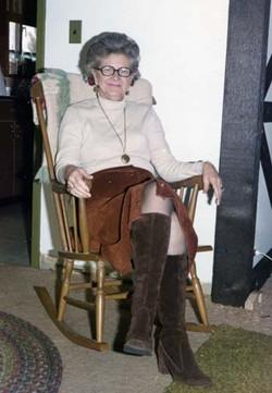 Rhoda Mae Baker - 1972