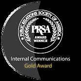PRSA Awards - Internal Comms Gold.png