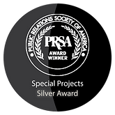 PRSA Awards - Special Projects Silver.pn