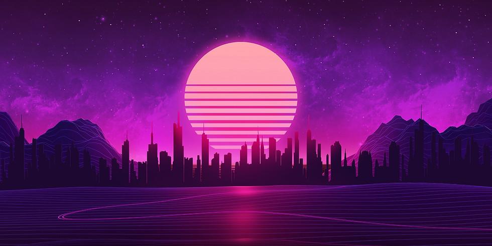 Chapter 1: Cyberwar Halloween Laser Tag - 6:00 pm (30 Min)