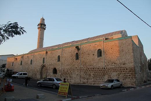 Большая мечеть. Вид снаружи