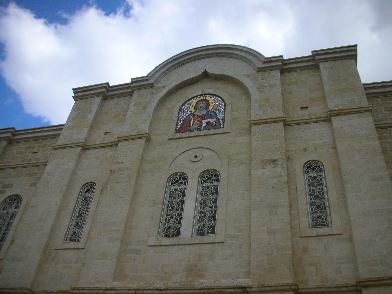 Горний Монастырь в Иерусалиме