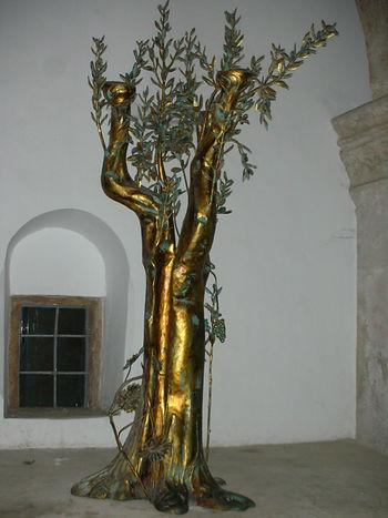 Дерево Трех Религий