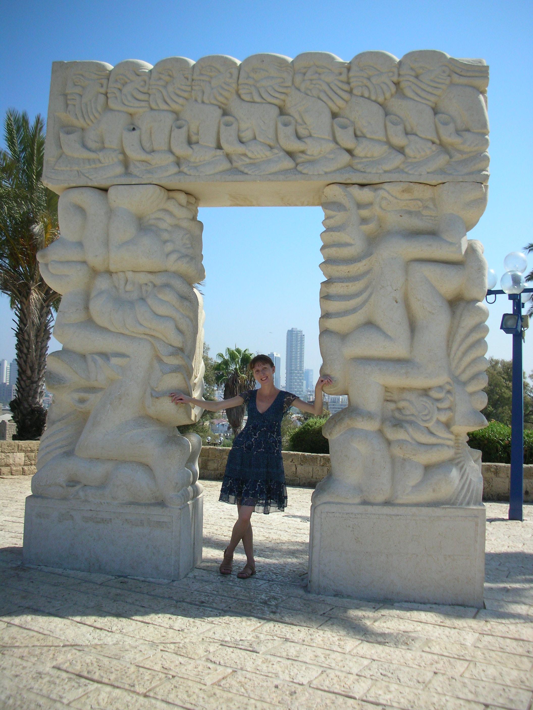 Тель-Авив - Яффо, Врата Веры