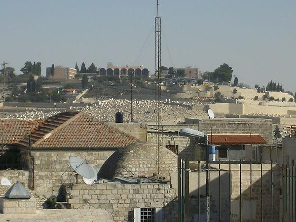 Вид с крыш Старого Города