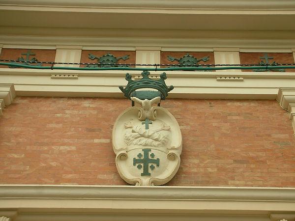 Герб Ордена Францисканцев