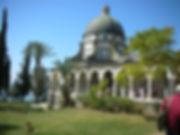 Гора Нагорной проповеди, церковь Блаженств