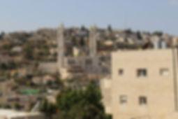 Абу Гош, Мечеть Кадырова