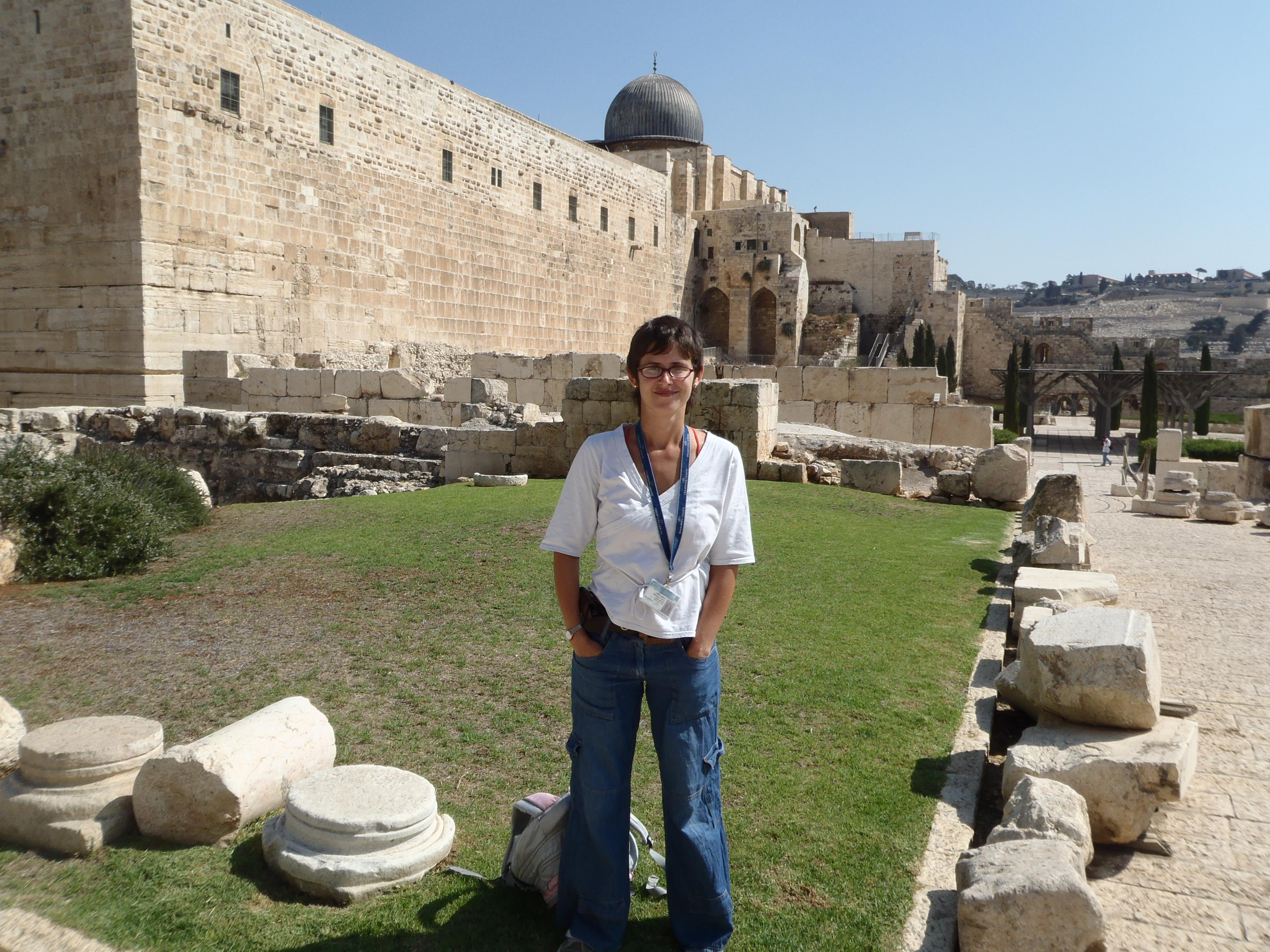 Музей Дэвидсона в Иерусалиме