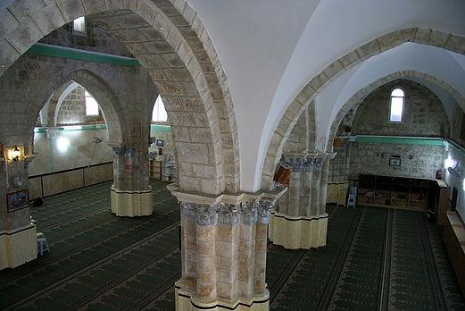 Большая Мечеть. Вид изнутри