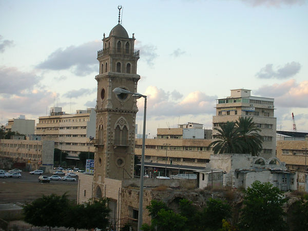 Башня Абдул Хамида Второго