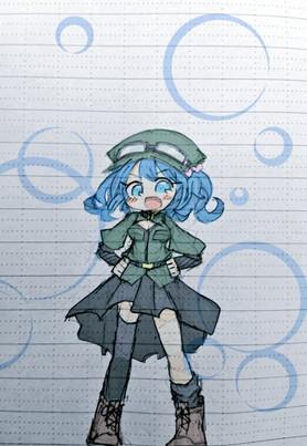 支援イラスト No-4