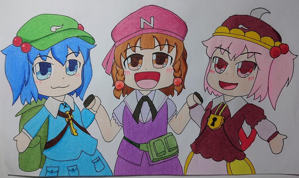 支援イラスト No-24