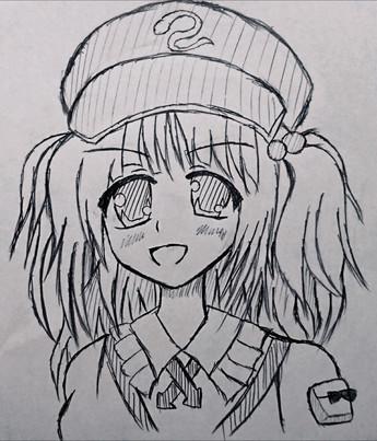 支援イラスト No-5