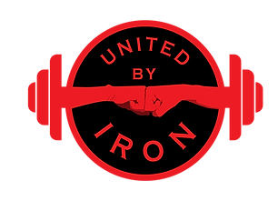 United by iron Logo