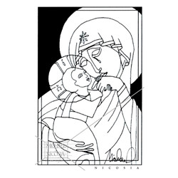 Madonna of the Tear